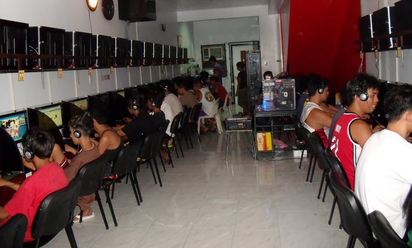 research on internet cafe This descriptive-exploratory study attempted to give the readers a portrait of cyber  café gamers in manila it determined the profile of gamers,.